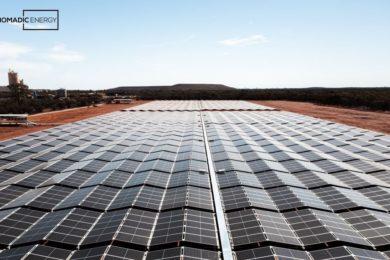Northern Star and Nomadic Energy boost solar power capacity at Carosue Dam