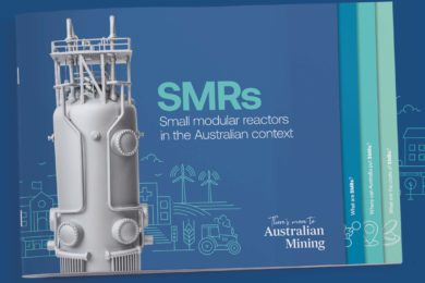 Small modular reactors could offer 'game changing' power solution in mining, report says