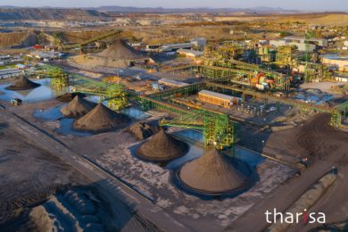 Tharisa kicks off Vulcan ultra-fine chrome recovery and beneficiation plant commissioning