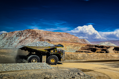 Antofagasta to pilot HYDRA Consortium FCEV mining trucks at Centinela copper mine in Chile