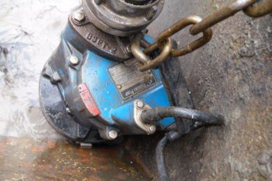 Tsurumi on solving the dewatering pump cable weak point